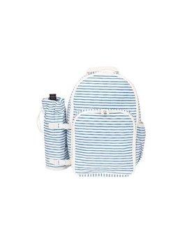 Sunnylife Picnic Cooler Backpack Nouveau Bleu - Indigo