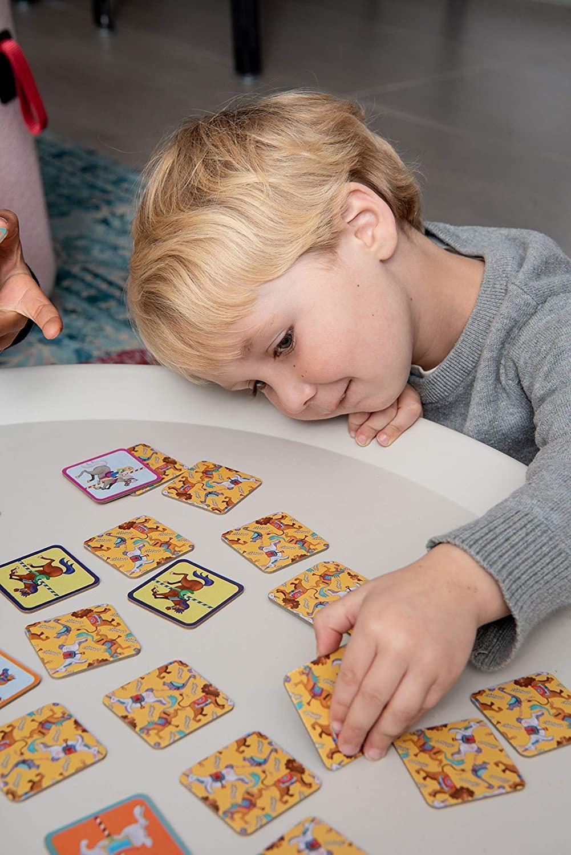 Little Likes Kids Joyful Carousel Memory Game
