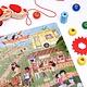 Little Likes Kids Camping Outdoors Jumbo Puzzle - 48Pcs