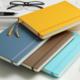 Leuchttrum1917 Rising Colors - Notebooks Hardcover Medium - Rising Sun - Ruled