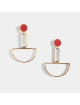 SiiZU Lyanne Earrings