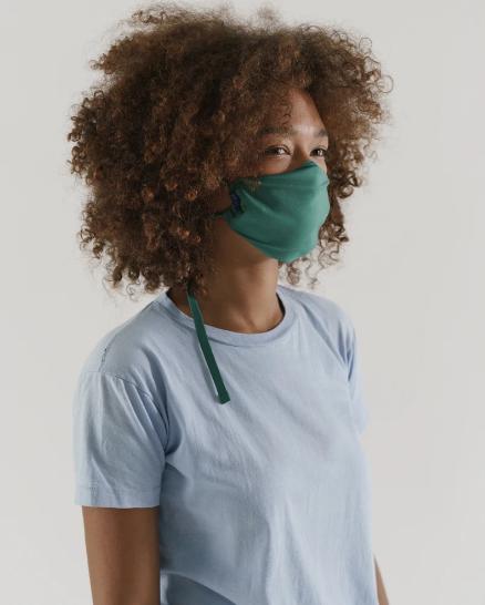 Baggu Fabric Face Mask - Succulent