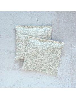 Minor Thread Organic Lavender Sachet - Mint Arches - Set of 2