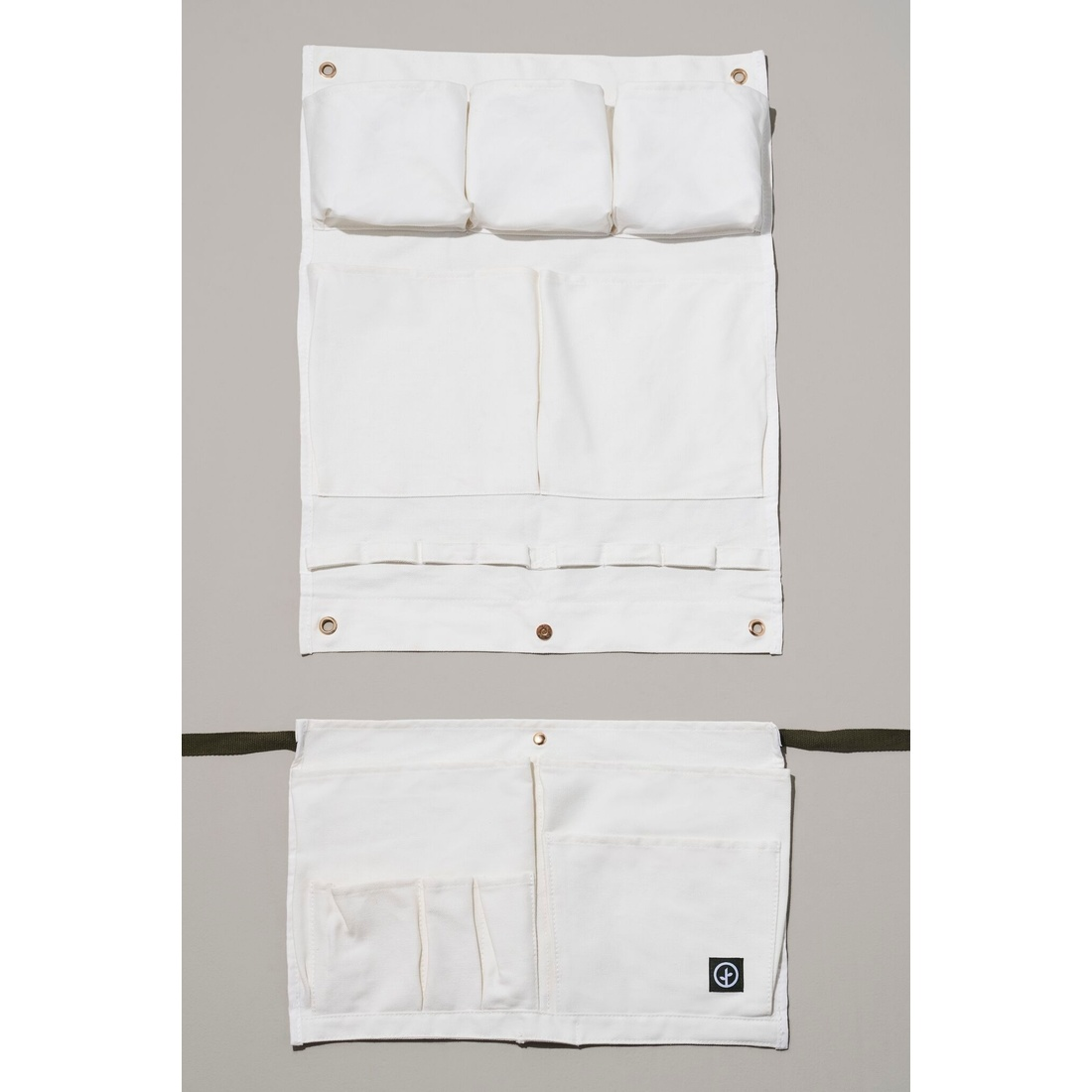 Modern Sprout Wall - Hanging Organizer & Apron