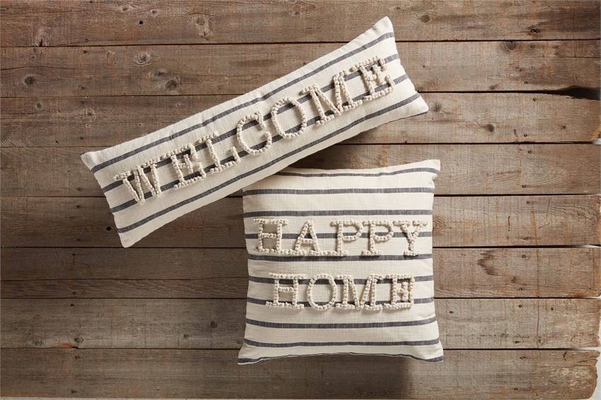 Mudpie Knot Home Pillows