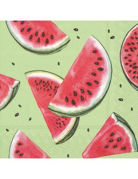 Boston International Watermelon Green - Paper Napkin