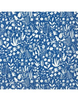 Boston International Paper Lunch Napkins - Summer Anni Blue