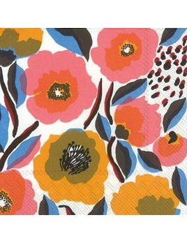 Boston International Marimekko - Rosarium Rose Paper Lunch Napkin