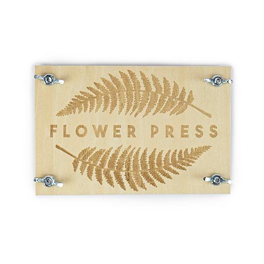 Gift Republic Flower Press
