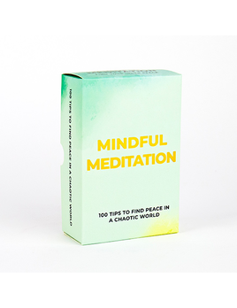 Gift Republic Meditation Cards