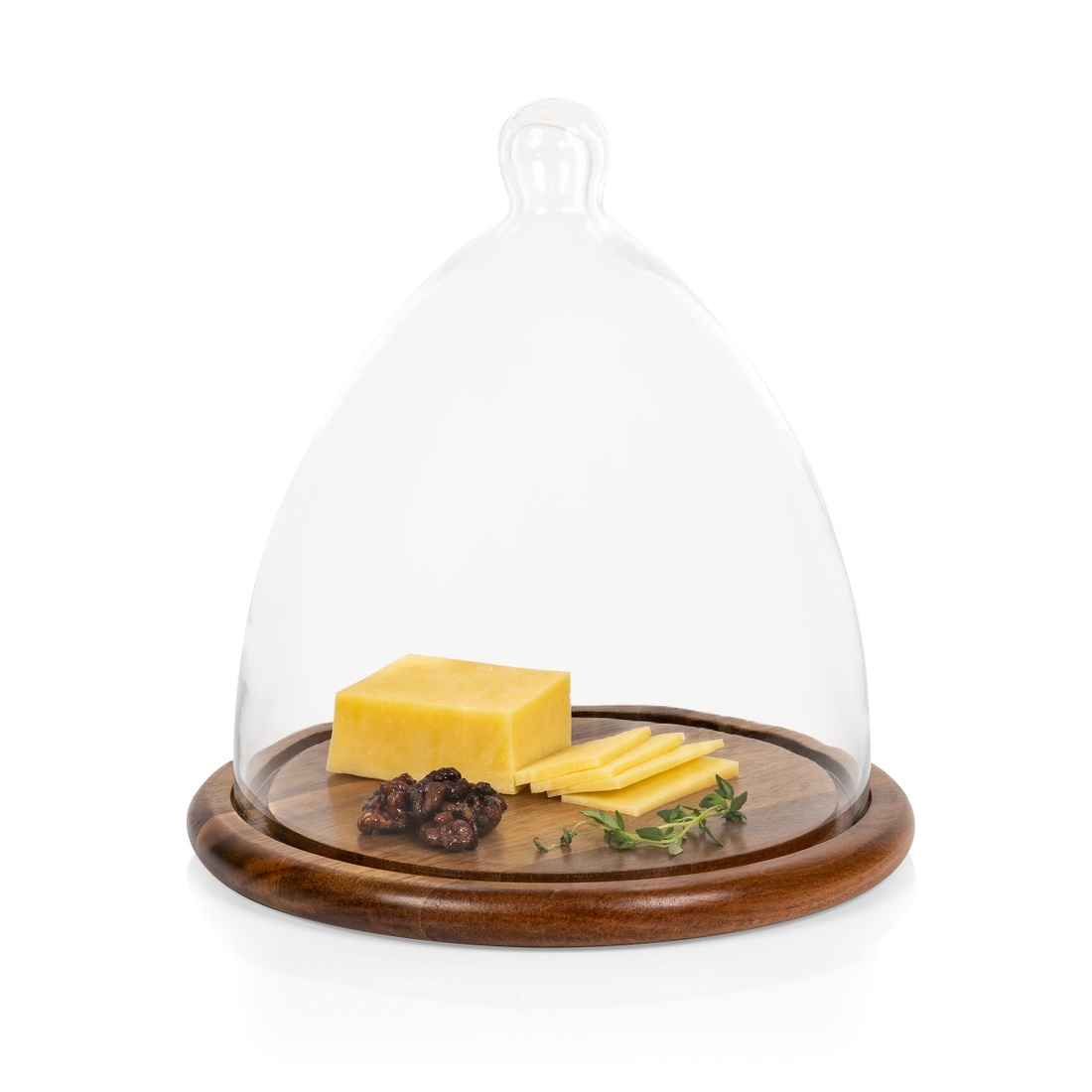 Picnic Time Cheese Cloche Dome
