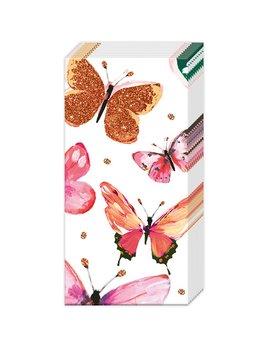 Boston International Nathalie Pocket Tissue