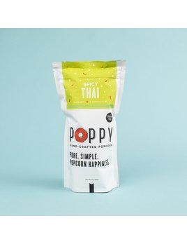 Poppy Handcrafted Popcorn Market Bag - Spicy Thai Popcorn