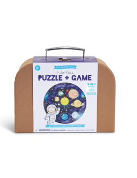 Two's Company Galaxy Shape Puzzle