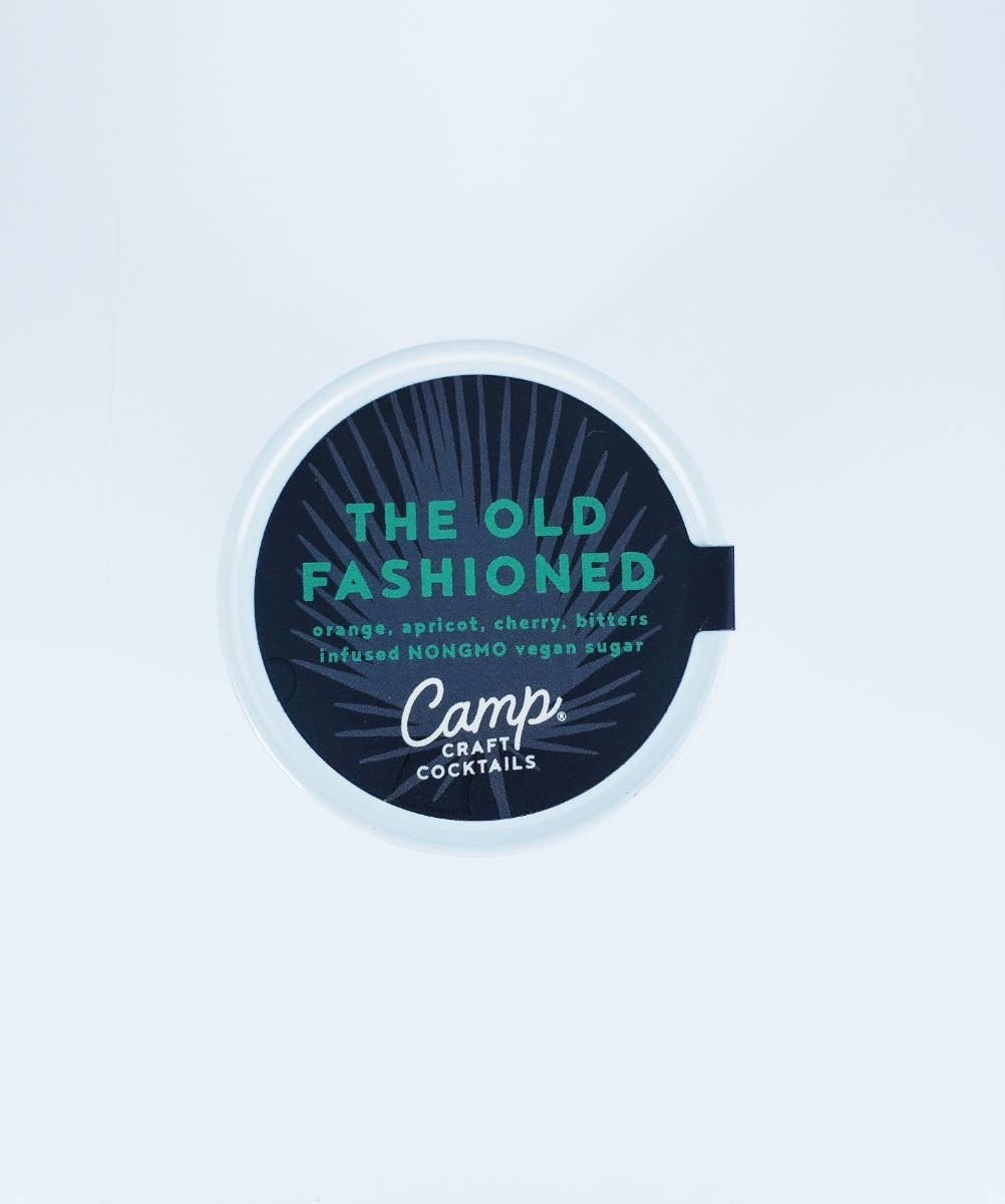 Camp Craft Cocktails Camp Cocktail - 16 oz Old Fashioned