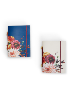 Two's Company Blooms & Berries Journal