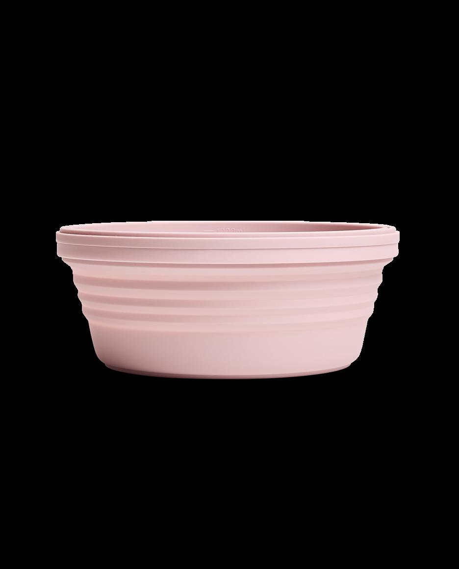 Stojo 36oz Collapsible Bowl - Carnation