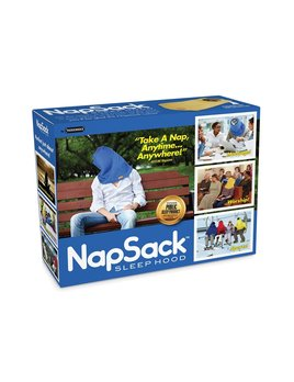 30 Watt Prank Gift Box Nap Sack