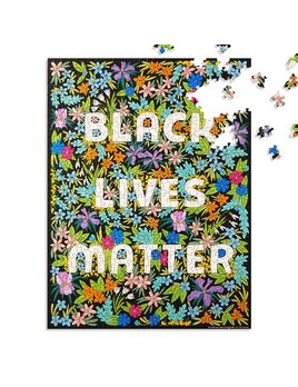 The Found Black Lives Matter Puzzle