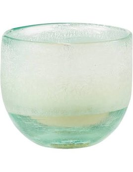 Illume Sea Salt Mojave Glass Candle