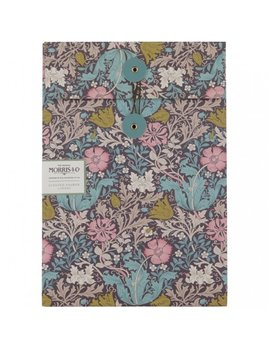 McArdle & Co. William Morris Pink Clay & Honeysuckle Scented Drawer Liners