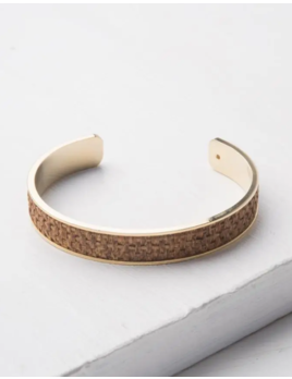 Starfish Project Olive Woven Bracelet