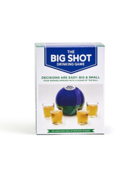 Two's Company Big Shot Drinking Game