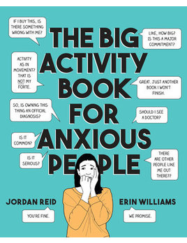 Penguin Random House The Big Activity Book for Anxious People