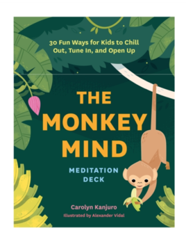 Penguin Random House The Monkey Mind Meditation