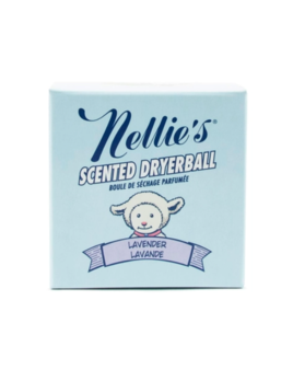 Nellie's Clean Scented Wool Dryerball Lavender