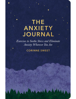 Penguin Random House The Anxiety Journal