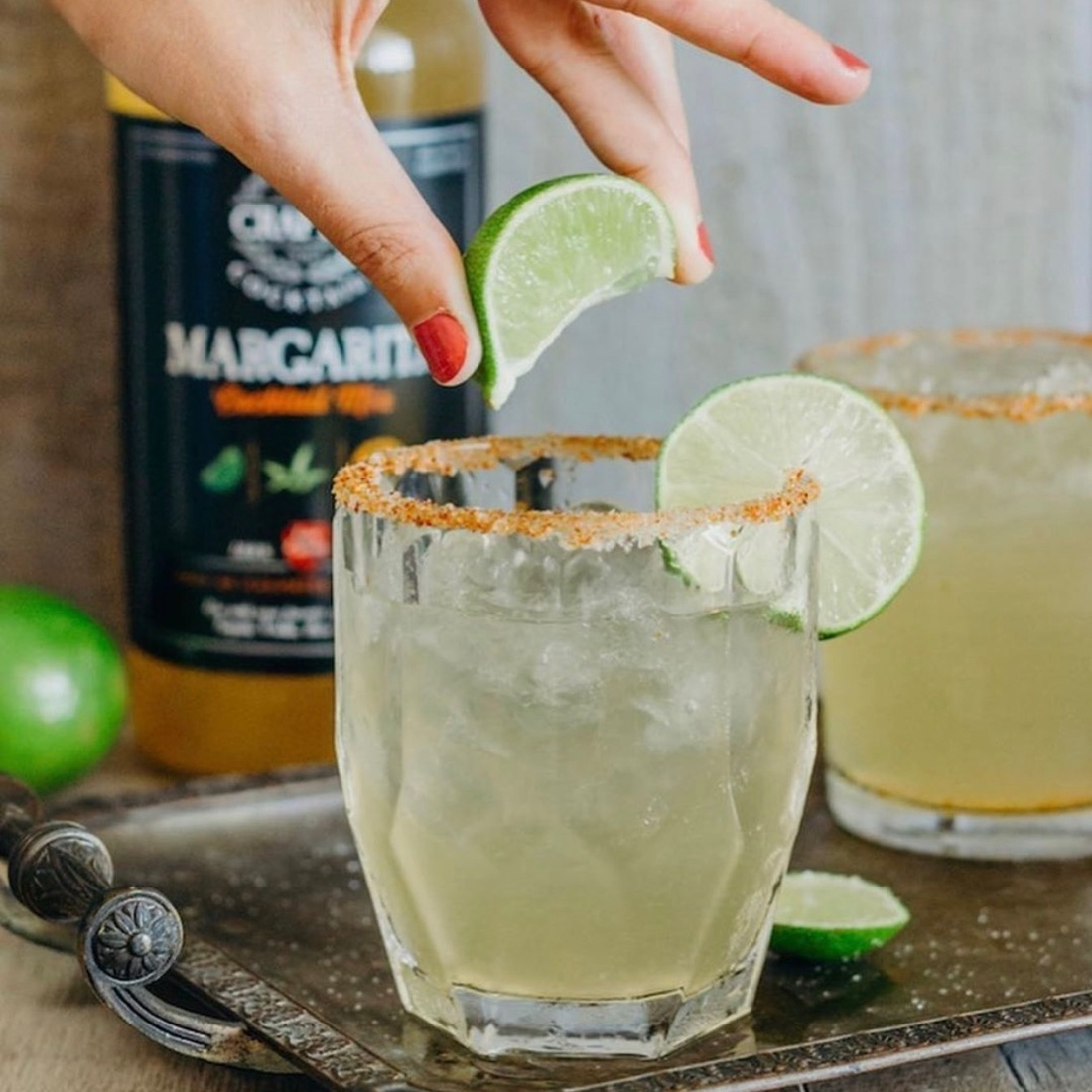 Crafted Cocktails Margarita Cocktail Mix