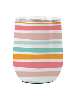 Mary Square Stainless Drink Tumbler - Swept Away