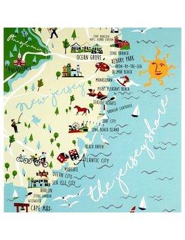 Galleyware Jersey Shore Print