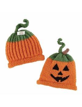 Mudpie Pumpkin Chenille Hat