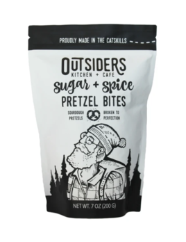 Outsiders Sugar & Spice Pretzels