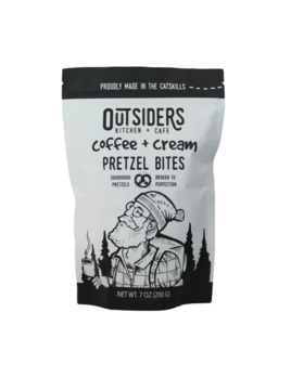 Outsiders Coffee & Cream Pretzels