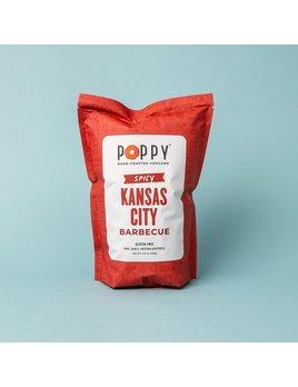 Poppy Handcrafted Popcorn BBQ Series Popcorn - Kansas City