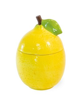 Boston International Lemon Drop Canister