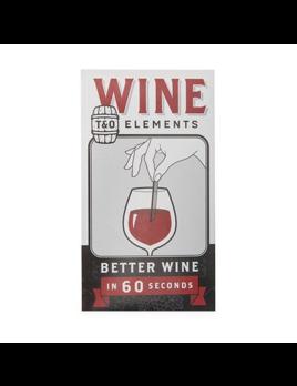 True Time & Oak Wine Elements