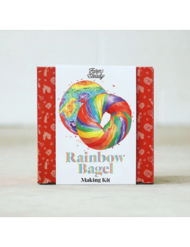 Farm Steady Rainbow Bagel Making Kit