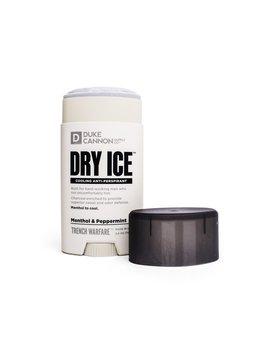 Duke Cannon Dry Ice Cooling Antiperspirant + Deodorant