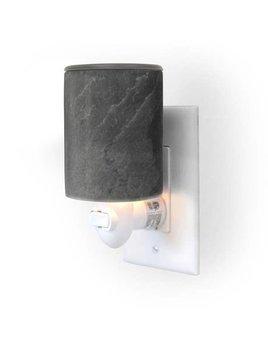 Happy Wax Outlet Warmer - Dark Stone