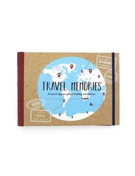 Ginger Fox Travel Memories Book