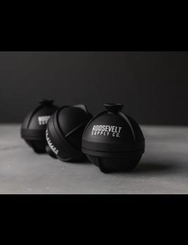 Roosevelt Supply Co. Ice Sphere Black
