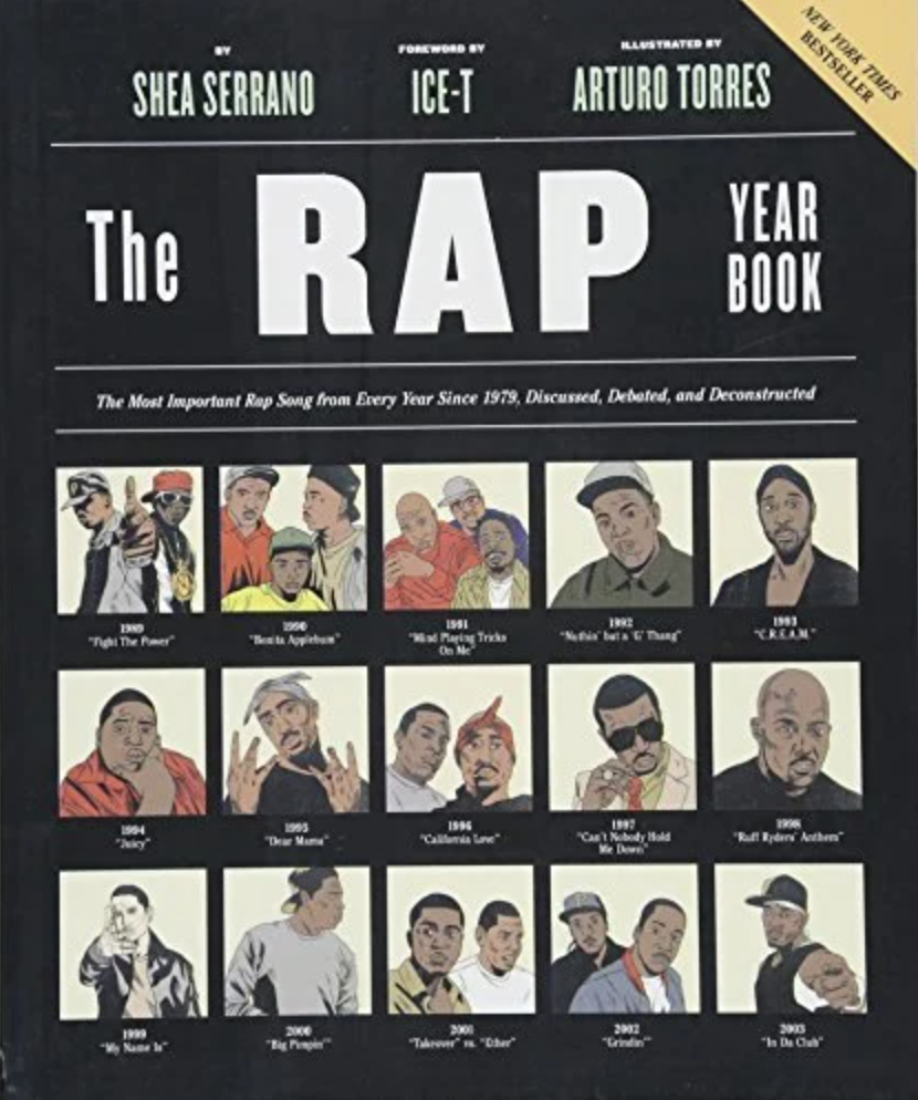 Harper Group Rap Year Book: The Most Important Rap Song From Every Year Since 1979 Discussed