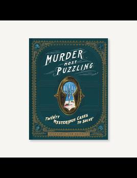 Harper Group Murder Most Puzzling