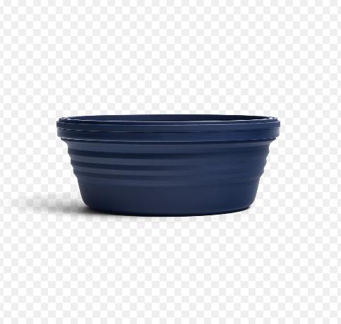 Stojo 36oz Collapsible Bowl - Denim