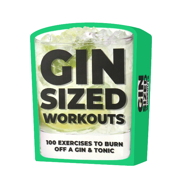 Gift Republic Gin Sized Workouts