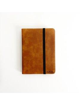 P Graham Dunn Notebook - Tan - Small